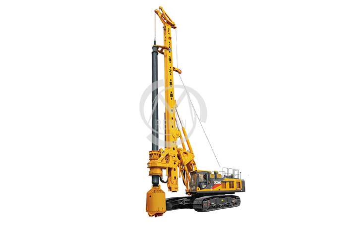 Rotary Piling Rig Manufacturer