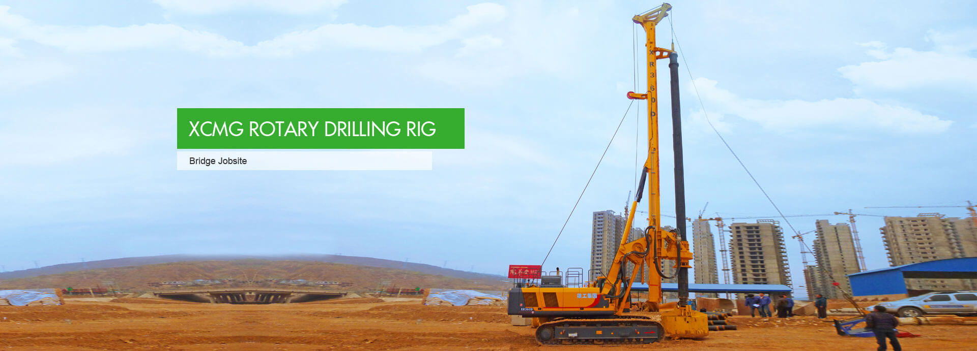 Rotary Piling Rig