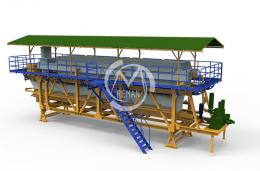 Main Factors Affecting the Operation Effect of Mud Solidification Unit